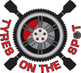 Tyres On The Spot Logo